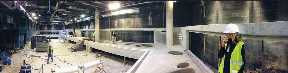 ada 40m aquarium build